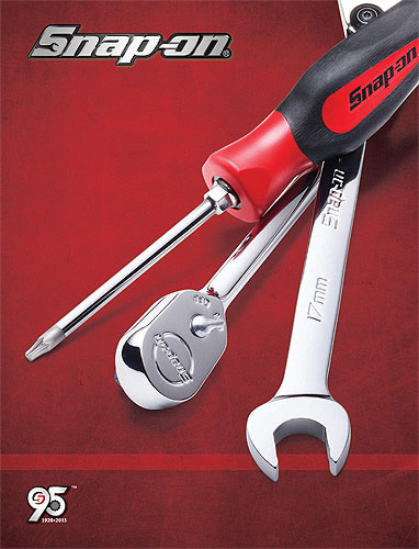 Snap-on Tools by Jesco Günther - Kataloge Cat1300 englisch