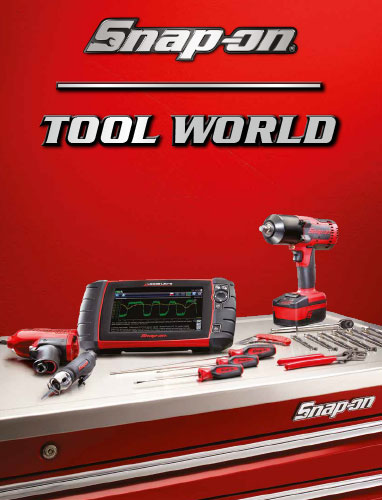 Snap-on Tools by Jesco Günther - Kataloge Tool World