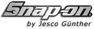 Snap-on Tools by Jesco Günther Logo